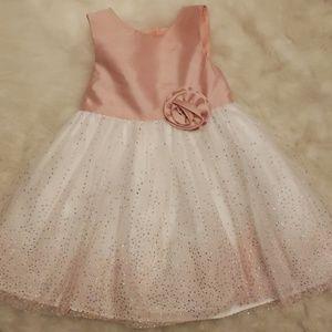 Never worn, elegant girls 2T dress!